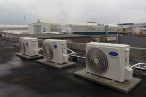 Klimatizace Carrier